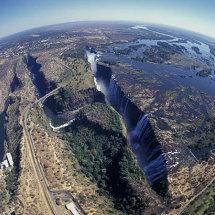 Zambesi river & Victoria Falls