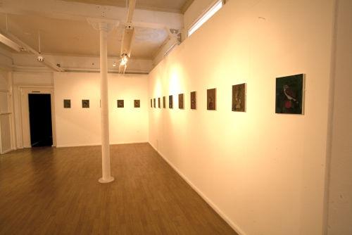 Speaking In Tongues, AirSpace Gallery, Stoke, 2013