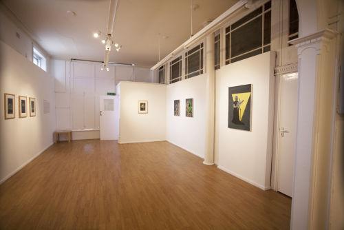 Speaking In Tongues, AirSpace Gallery, Stoke, 2013s