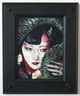 Anna May Wong (Framed)