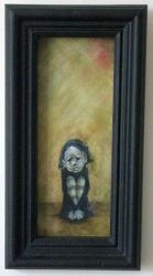 """MaryAllAlone"" (Framed)"