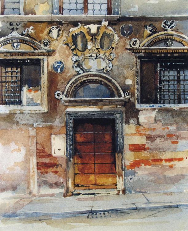 Doorway - Verona