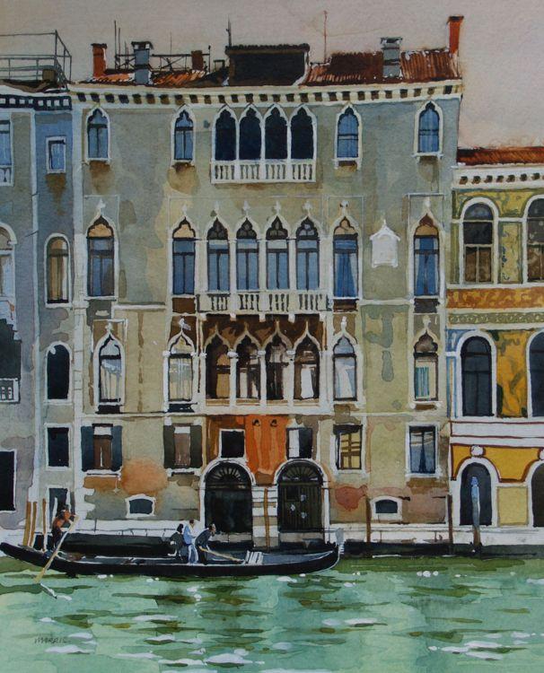 Facade and Gondola