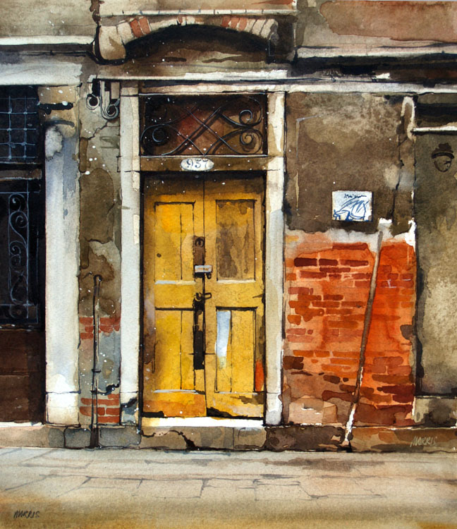 Yellow Door - Venice