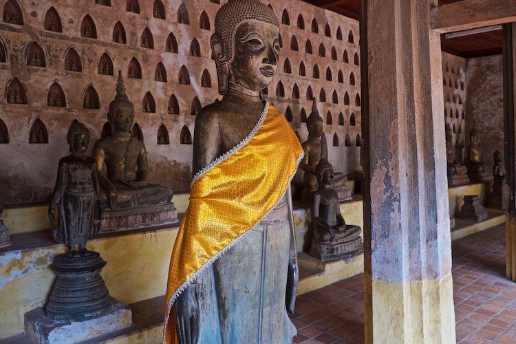 BUDFEST 015 Sisaket Temple, Vientiane.
