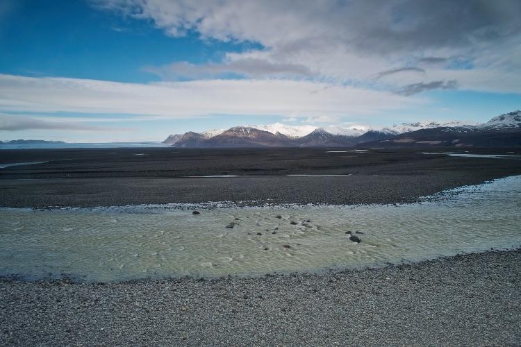 Breioamerkursandur  Iceland
