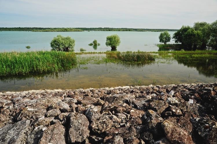 Lac Du Chantcoq France