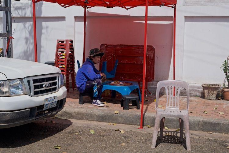 SEMARKETS 004 Lunch Vientiane