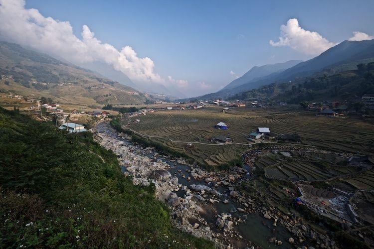 SESAP 007 Muong Hoa valley, NW Vietnam
