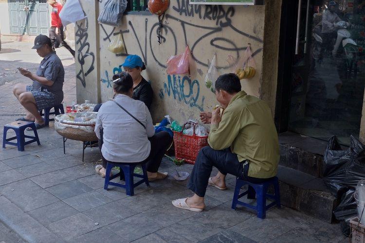 SESTREET 028 Cafe Hanoi