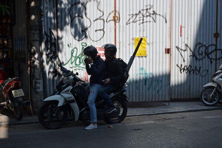 SESTREET 030 Moto Rider, Hanoi