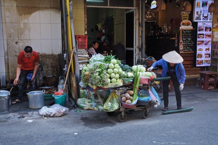 SESTREET 032 Street Activity Hanoi