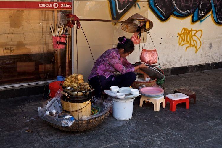 SESTREET 049 Street Food Hanoi