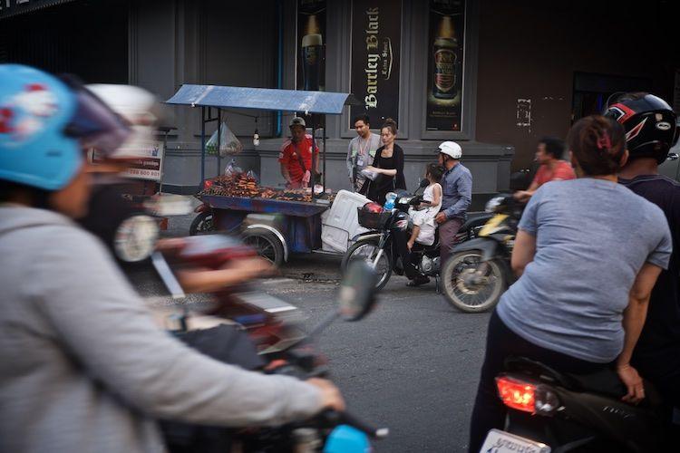 SESTREET 069 Street Food Stall Phnom Penh
