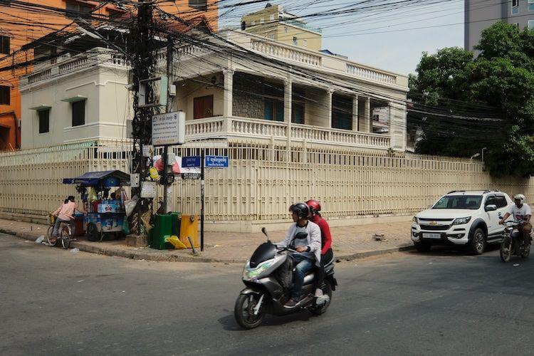 SESTREET 075 Street Corner Pnom Phenh