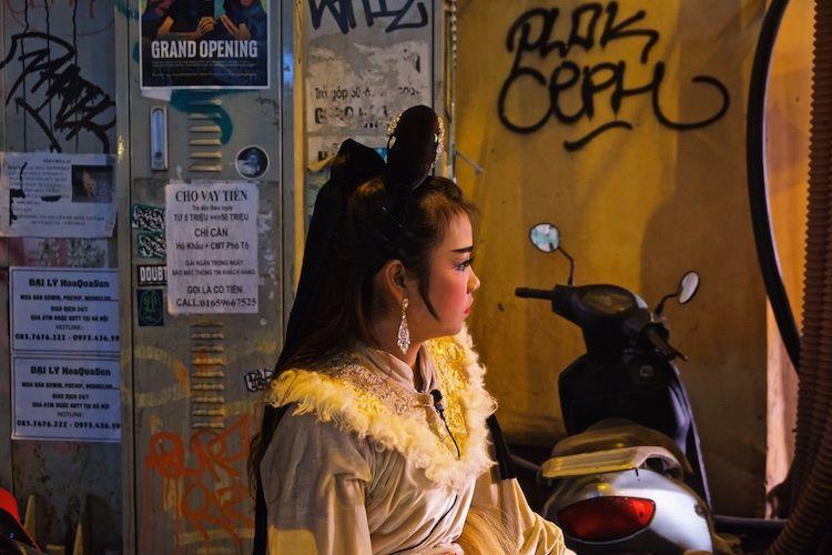 SESTREET 088 Street Performer Hanoi