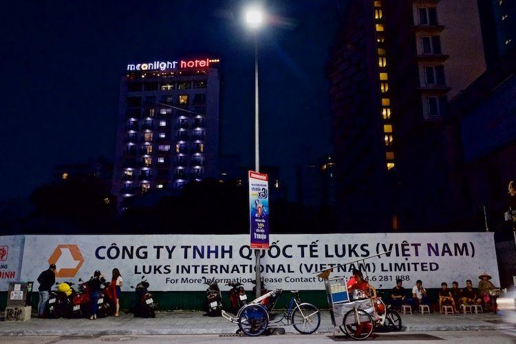 SESTREET 100 Moonlight Hotel, Hue Vietnam
