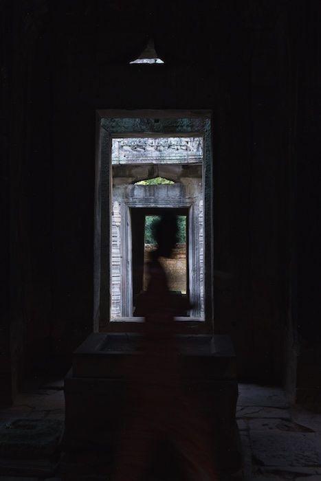 SESTREET 108B Passing Tourist Angkor Wat, Cambodia