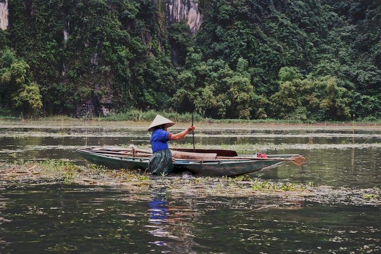 SEWATER 003 River Day in Ninh Binh, Vietnam