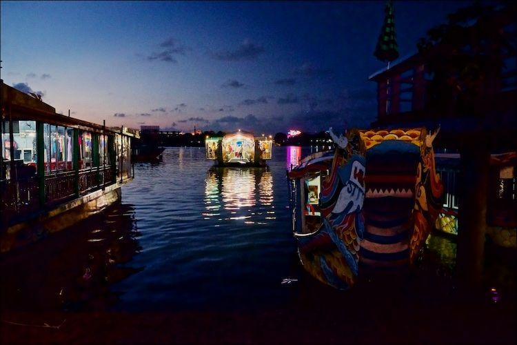 SEWATER 006 Crossing the Pefume River, Hue, Vietnam