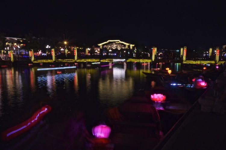 SEWATER 007 Thu Bon River, Hoi An, Vietnam