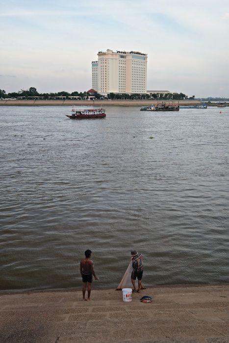 SEWATER 009 Mekong River Phnom Penh