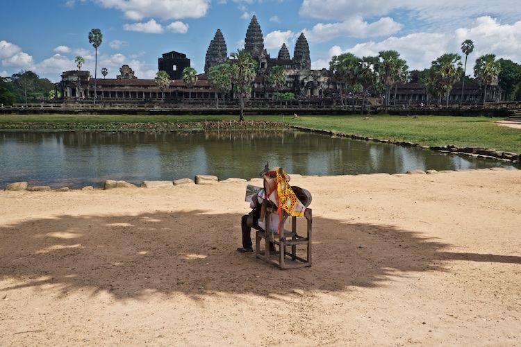 SEWATER 011 Angkor Wat, Cambodia
