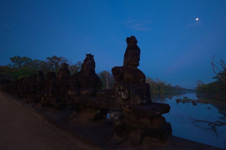 SEWATER 014 Nr Thma Bay Kaek Angkor Wat complex