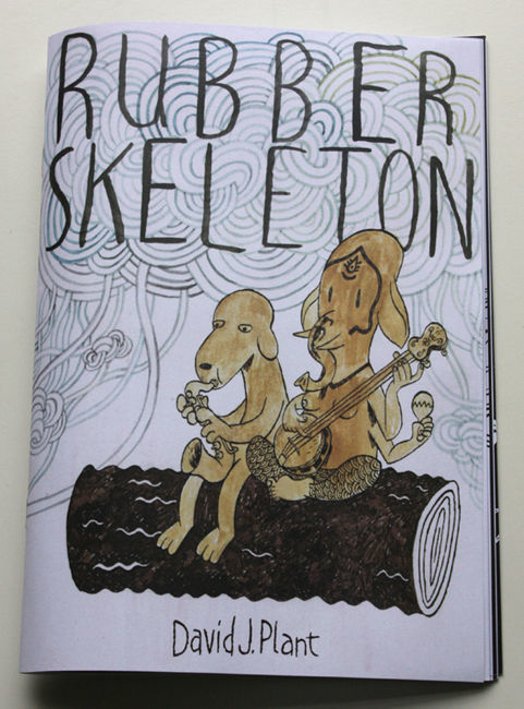 Rubber Skeleton #1 (Cover)