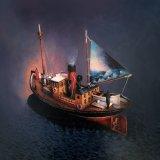 Unalaska  / oil 55 x 55cm