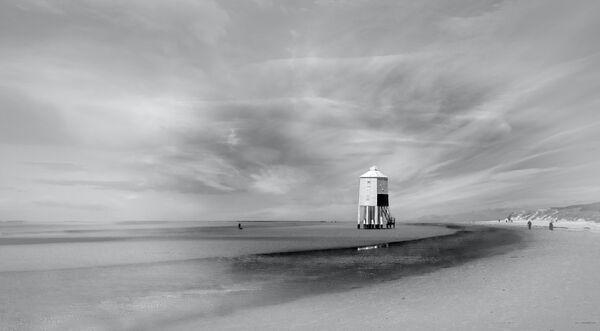 Lighthouse at Burnham on Sea
