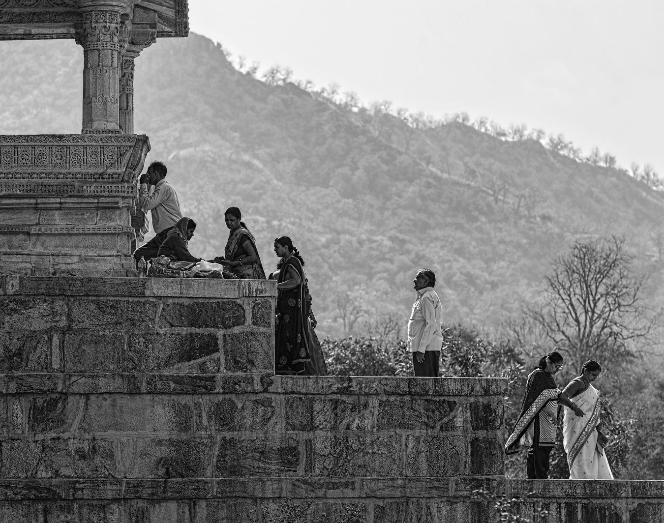 Ranakpur Jain Temple, Rajasthan, January 2016
