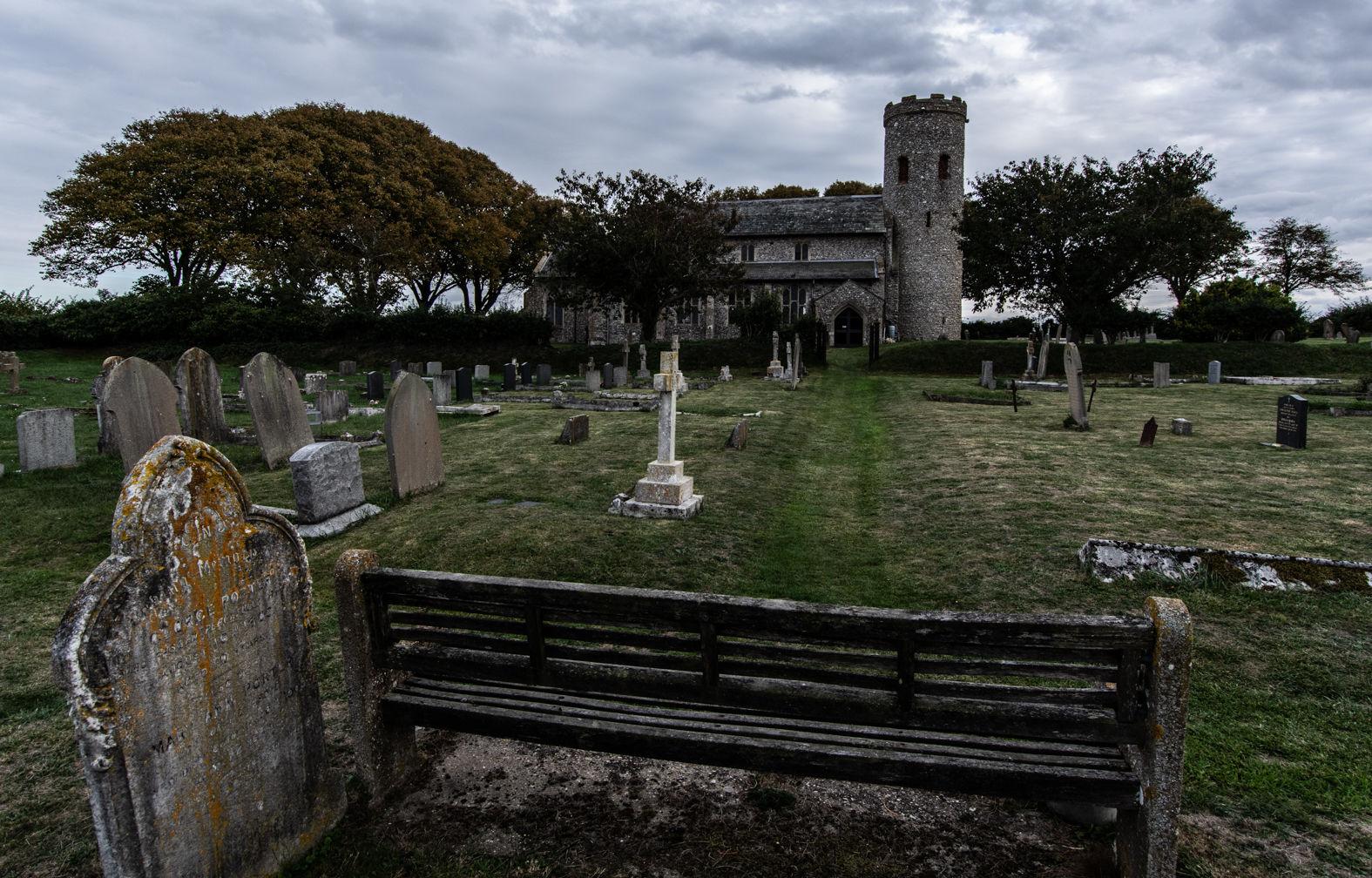 Norfolk Churchyard