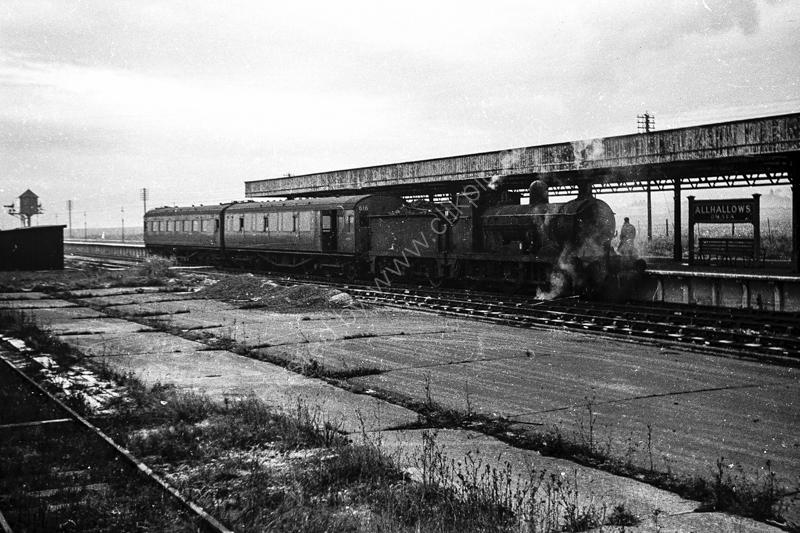 """""""C"""" Class 31689, Allhallows on Sea, 1962"""