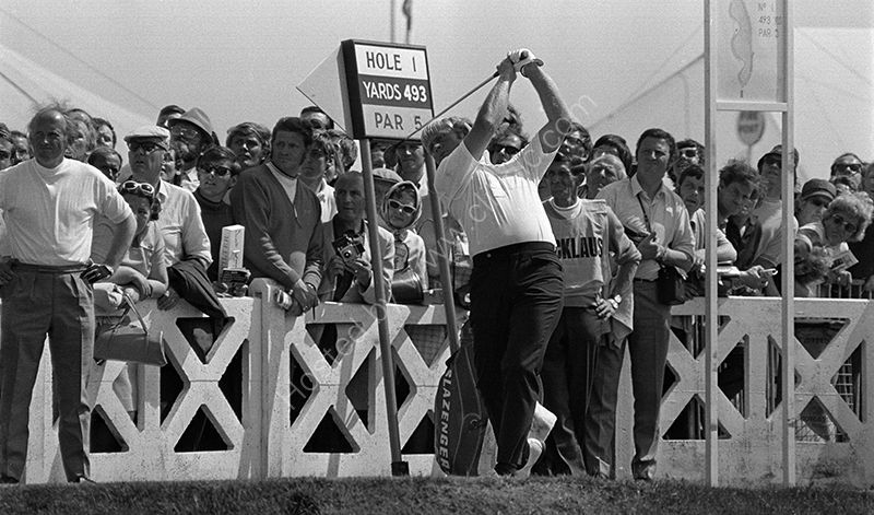 Open Championship, Royal Birkdale, 1971