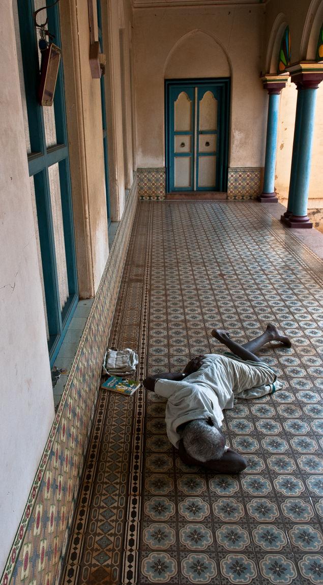 Merchant's House, Karaikudi, Tamil Nadu, February 2011