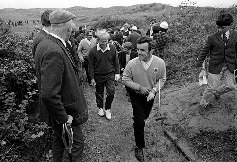 Ryder Cup, Royal Birkdale, 1969