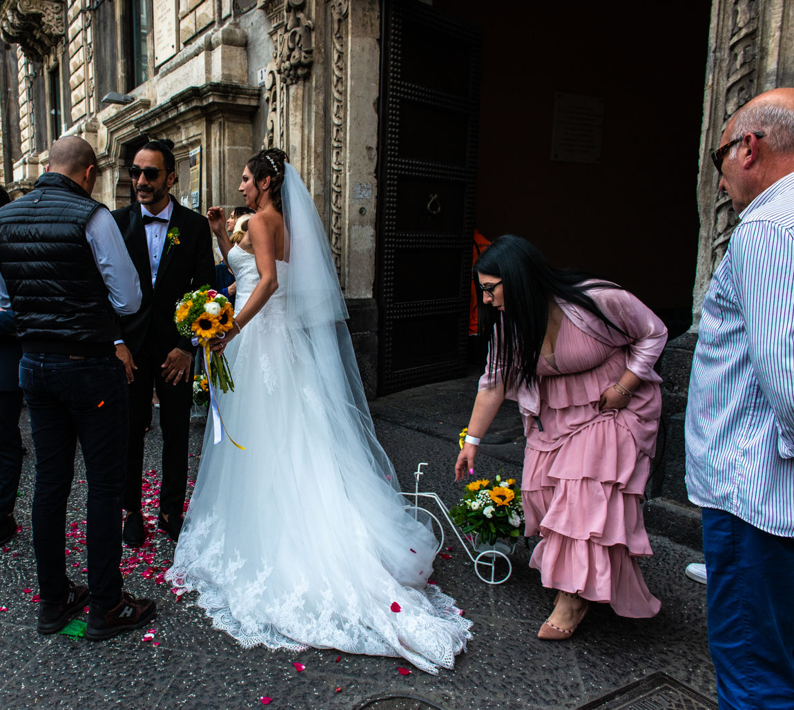 Sicilian Wedding, Catania