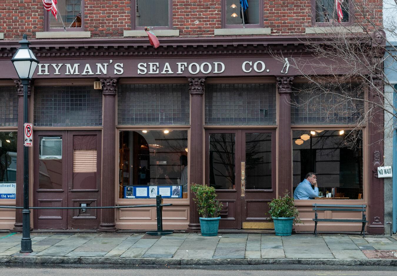 Eatery in Charleston, South Carolina