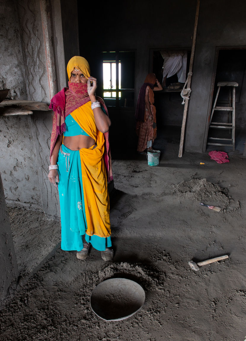 Chhatra Sagar, Rajasthan, January 2014