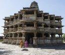 Temple of Shiva, Deo Somnath, Dungarpur