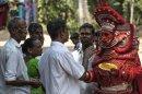 Theyyam Dances, Tellicherry