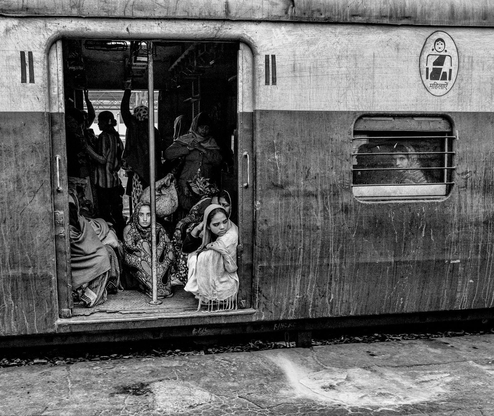 The Ladies Carriage, Delhi, January 2016