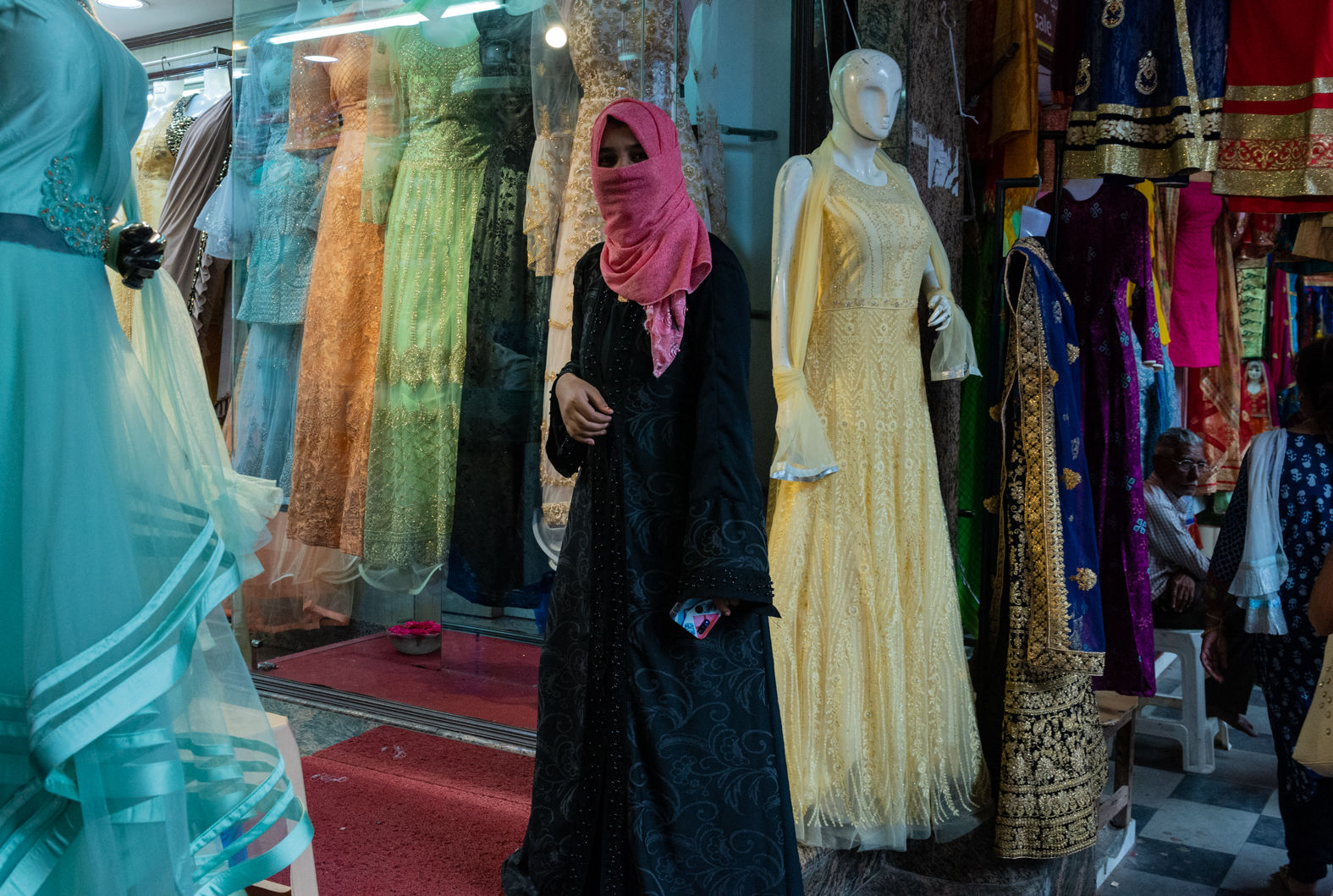Clothing bazaar, Hyderabad