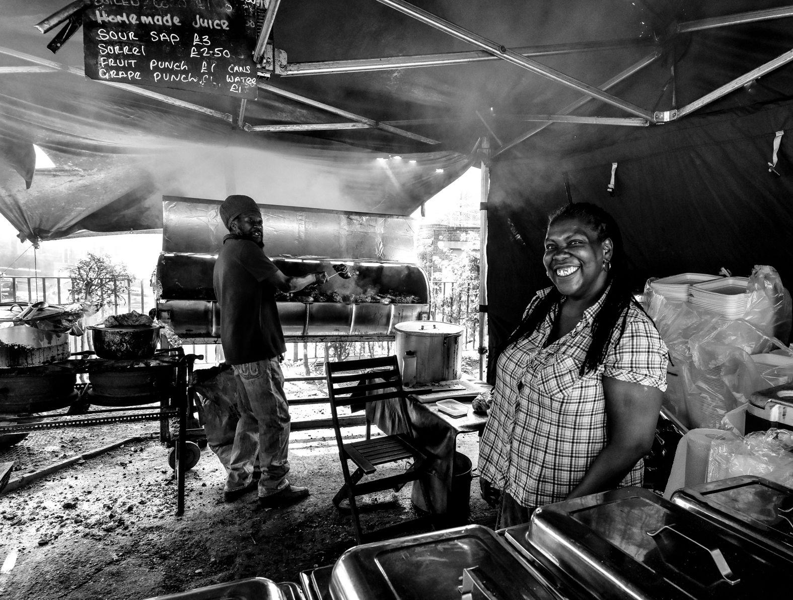 Caribbean eatery, Waterloo Road