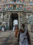 The Ninth Century Nataraja Temple, Chidambaram