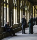 Durham Light Infantry Reunion Service, Durham Cathedral