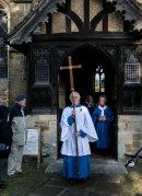 Remembrance Sunday, Westerham, Kent