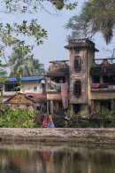 Village of Bawali, Bengal