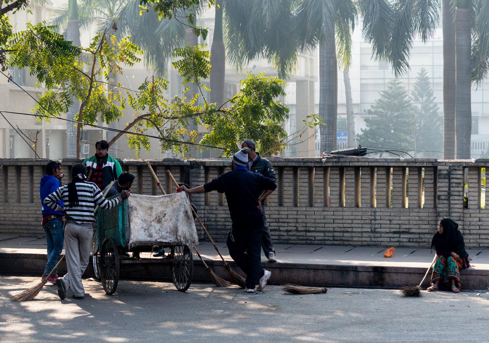 Lucknow, January 2018